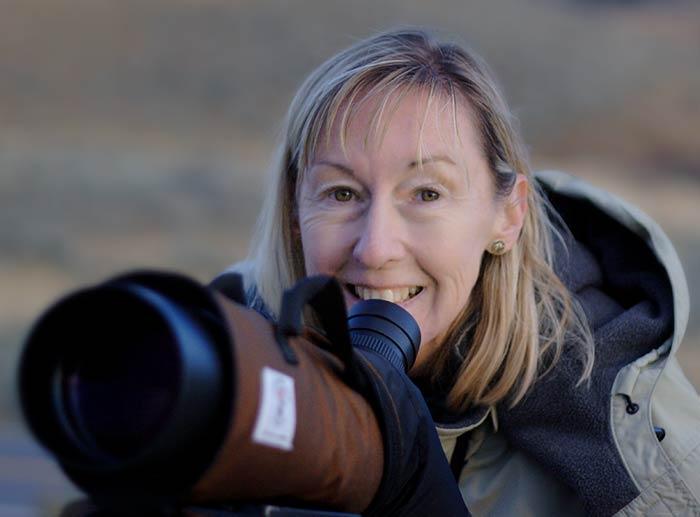 Nature Writer Christine Baleshta