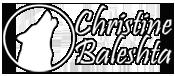 Nature Writing by Christine Baleshta Logo